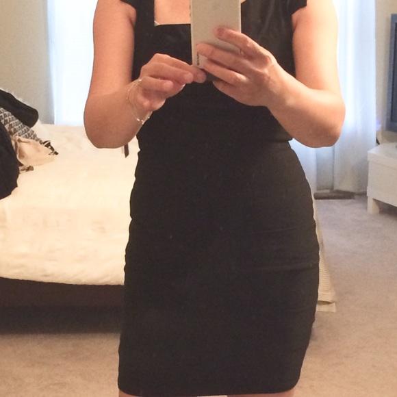 Trixxi Dresses & Skirts - Bodycon Dress in Black